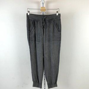 Cloth & Stone Jogger Slouchy Lounge Pants Gray M
